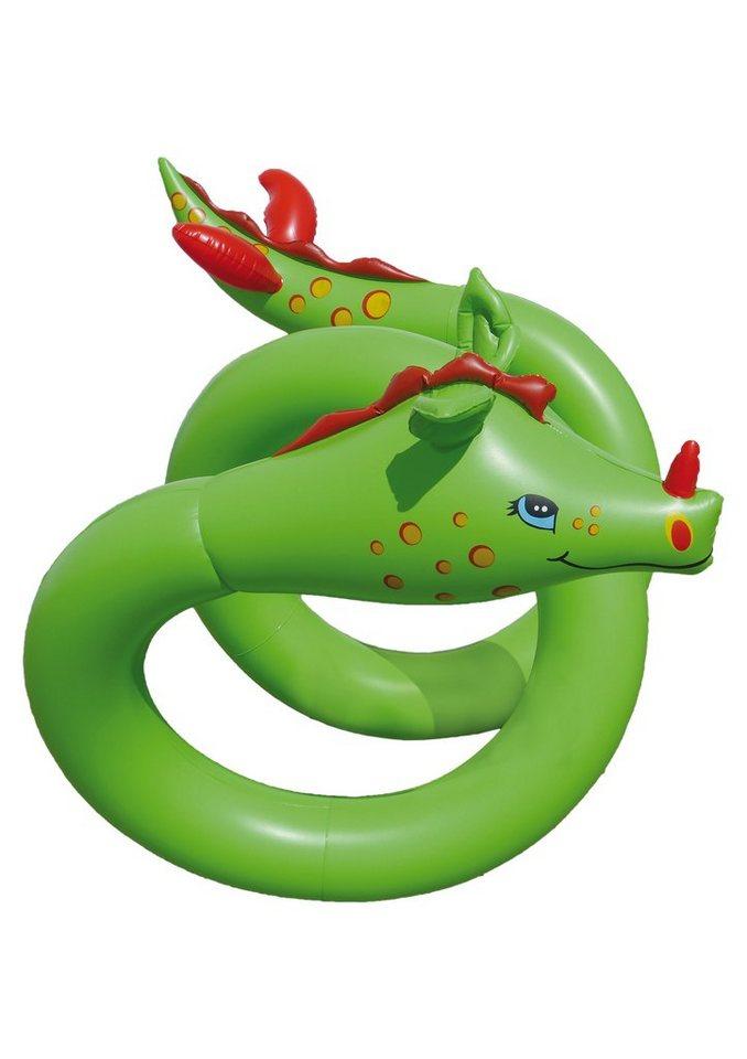 Royalbeach® Wasserspielzeug Aufblasbare Wasserschlange, »Snakie«
