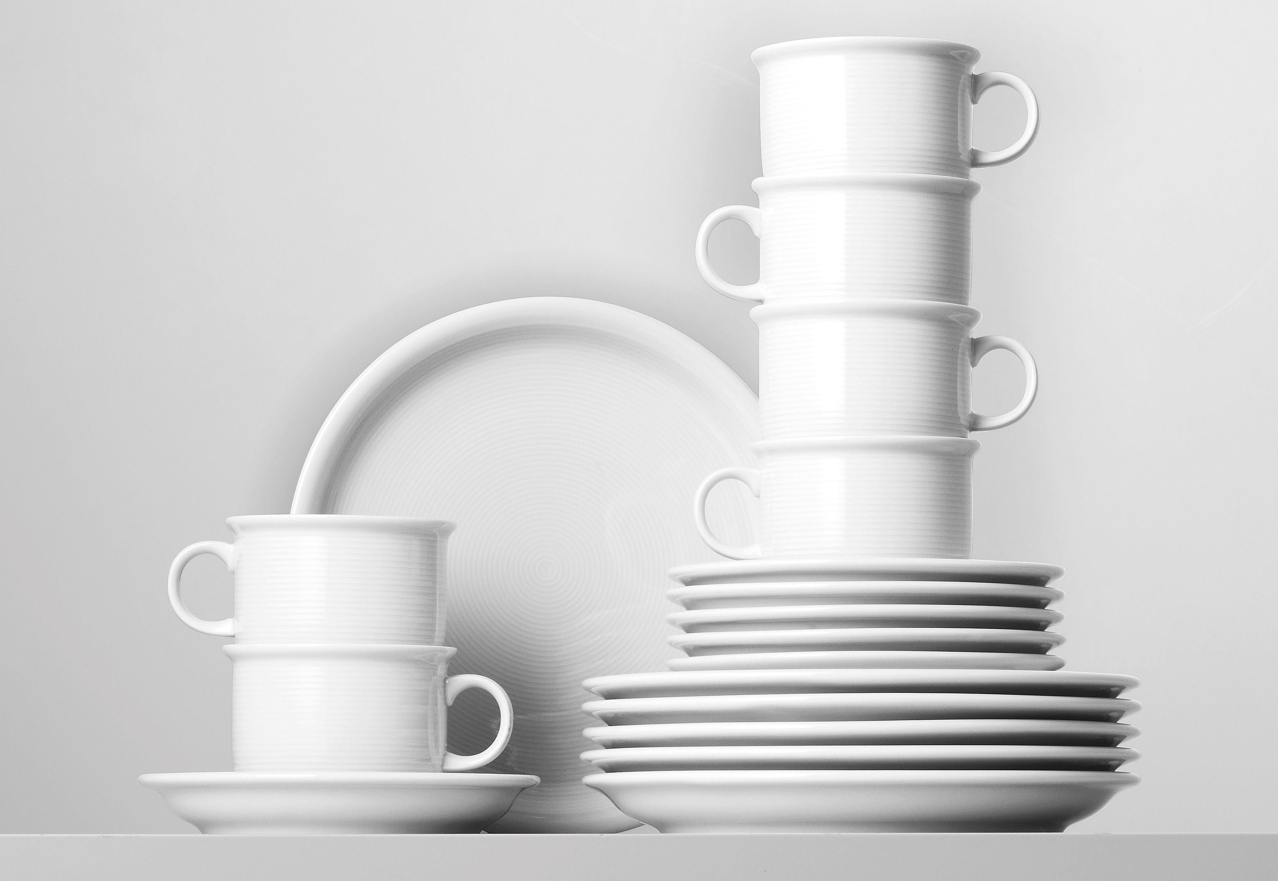 THOMAS Kaffeeservice, Porzellan, »Trend« (18-teilig)