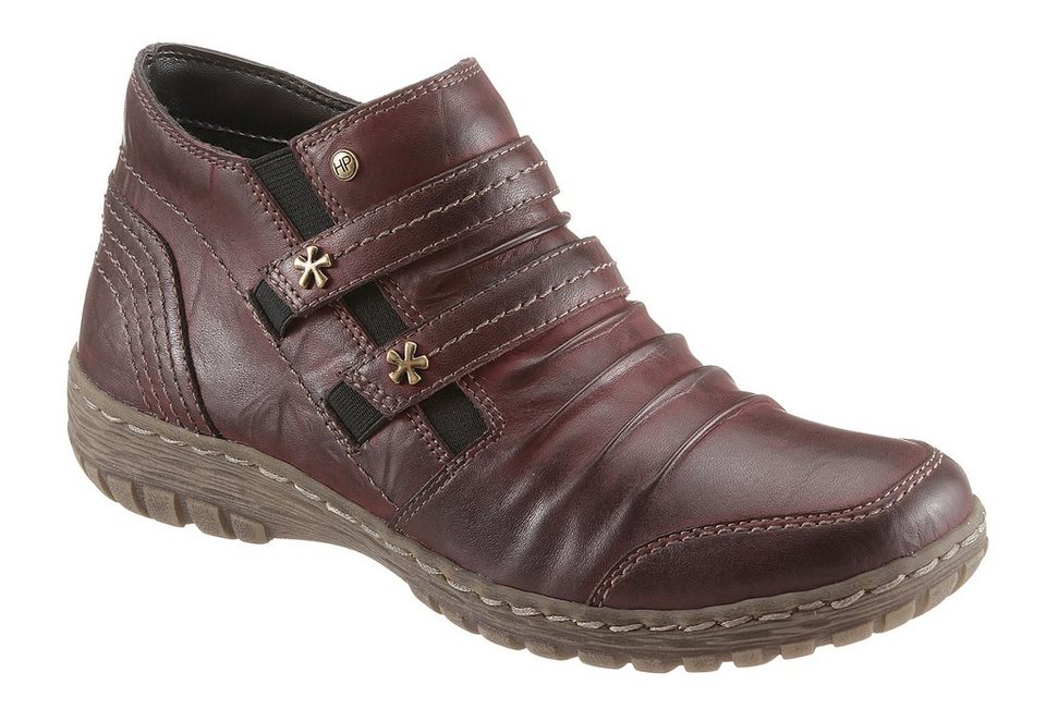 Hush Puppies Boots in bordeaux