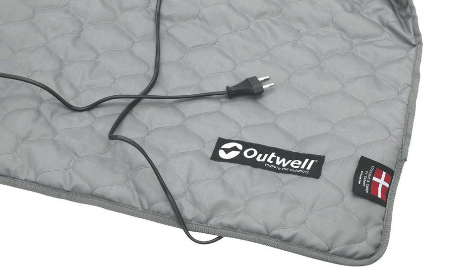 Outwell Zelt »Electrical Heating Carpet M« in grau