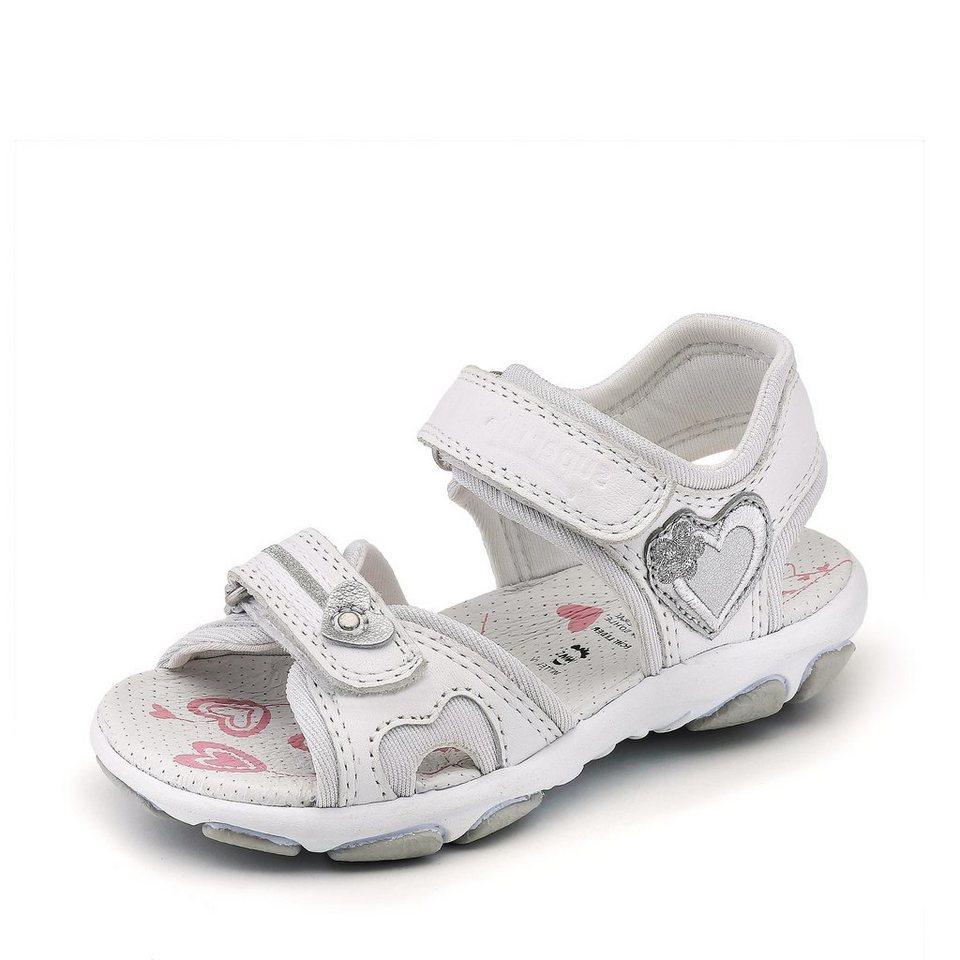 Superfit Sandale in weiß