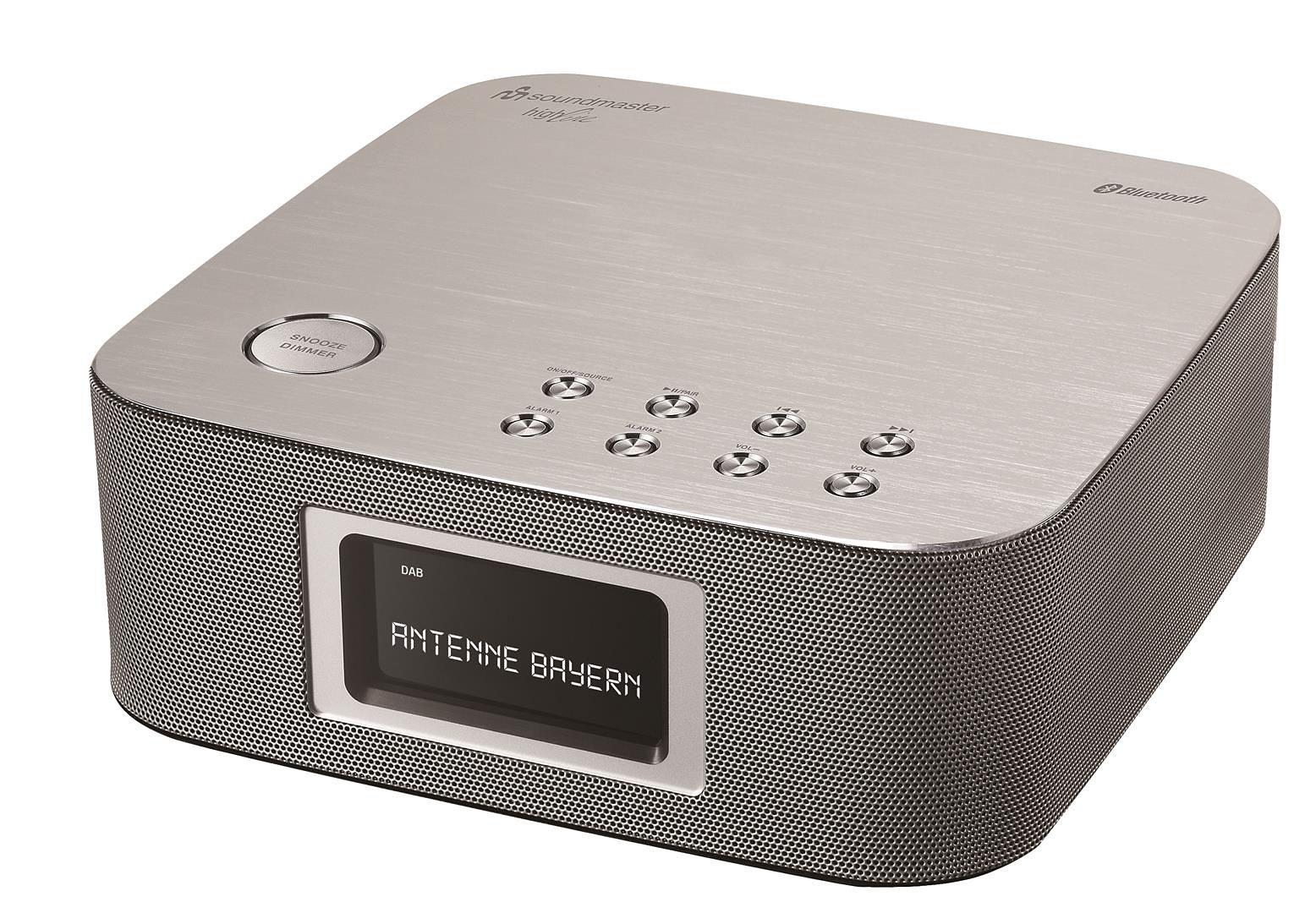 soundmaster DAB radio »UR406SI«