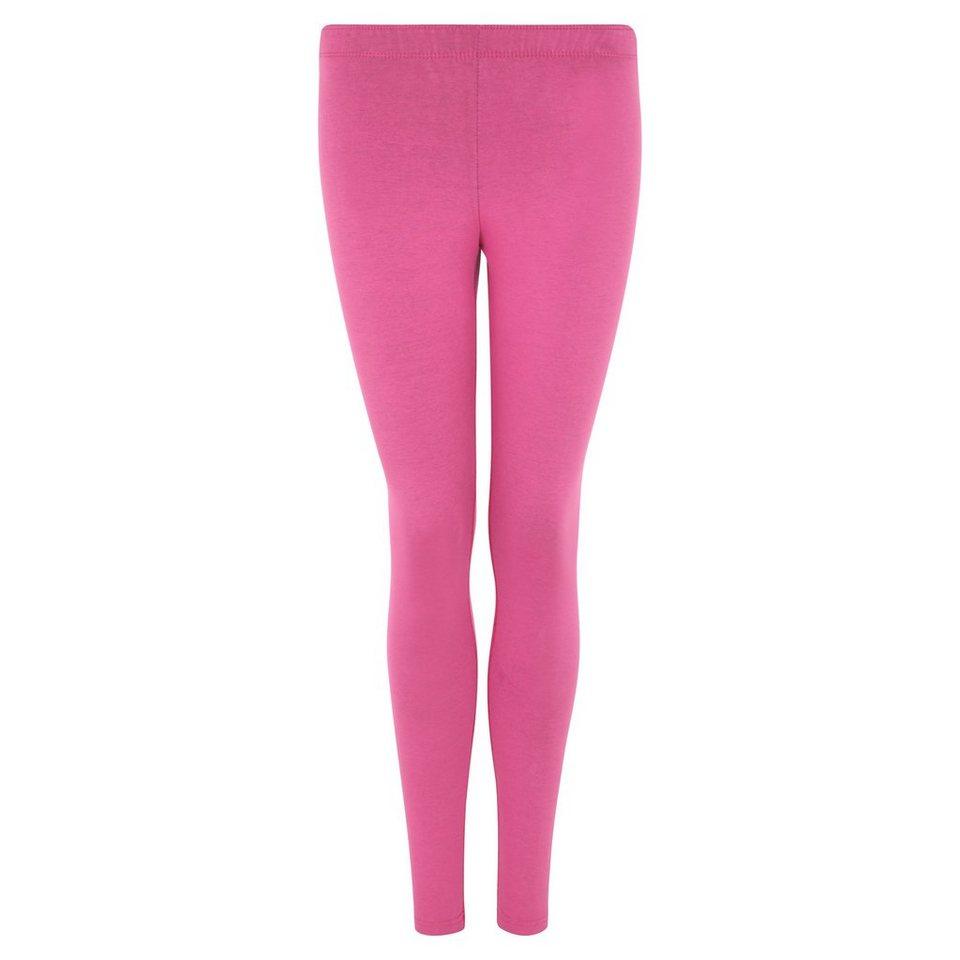 Nike Sportswear Leg-A-See Logo Legging Damen in pink / schwarz
