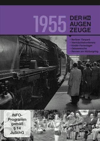 DVD »Der Augenzeuge 1955«