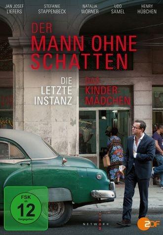 DVD »Das Kindermädchen / Die letzte Instanz / Der...«