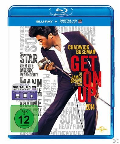 Blu-ray »Get On Up«
