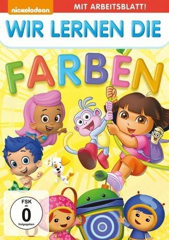 DVD »Wir lernen die Farben«