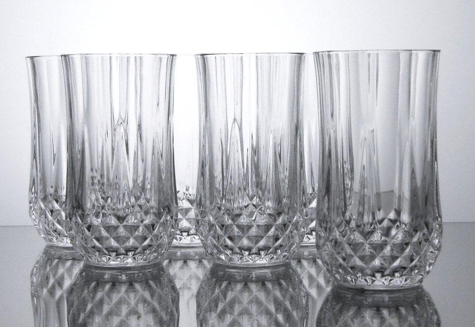 Gläser-Serie, »Longchamp«, Luminarc (6er Set) in transparent