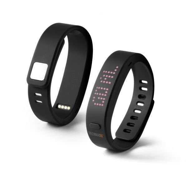 Technaxx Fitness Armband »Fitness Armband Aqua wasserfest TX-42«