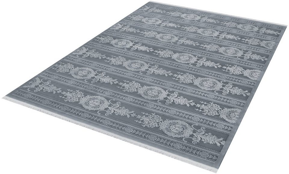 Teppich, angora HALI, »EVEREST 3334«, handgearbeitet