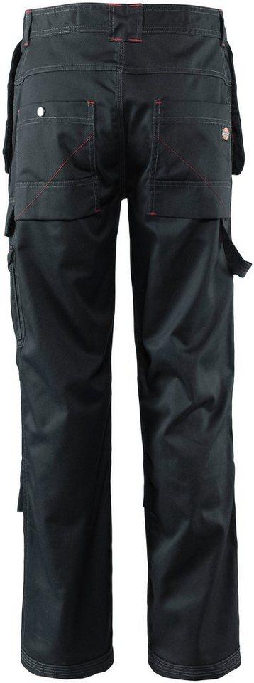 Arbeitshose »Redhawk« in schwarz