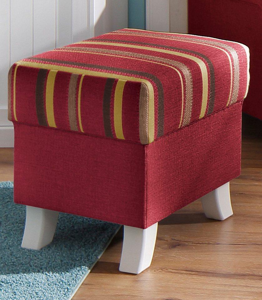 home affaire hocker melrose speisem bel mit federkern online kaufen otto. Black Bedroom Furniture Sets. Home Design Ideas