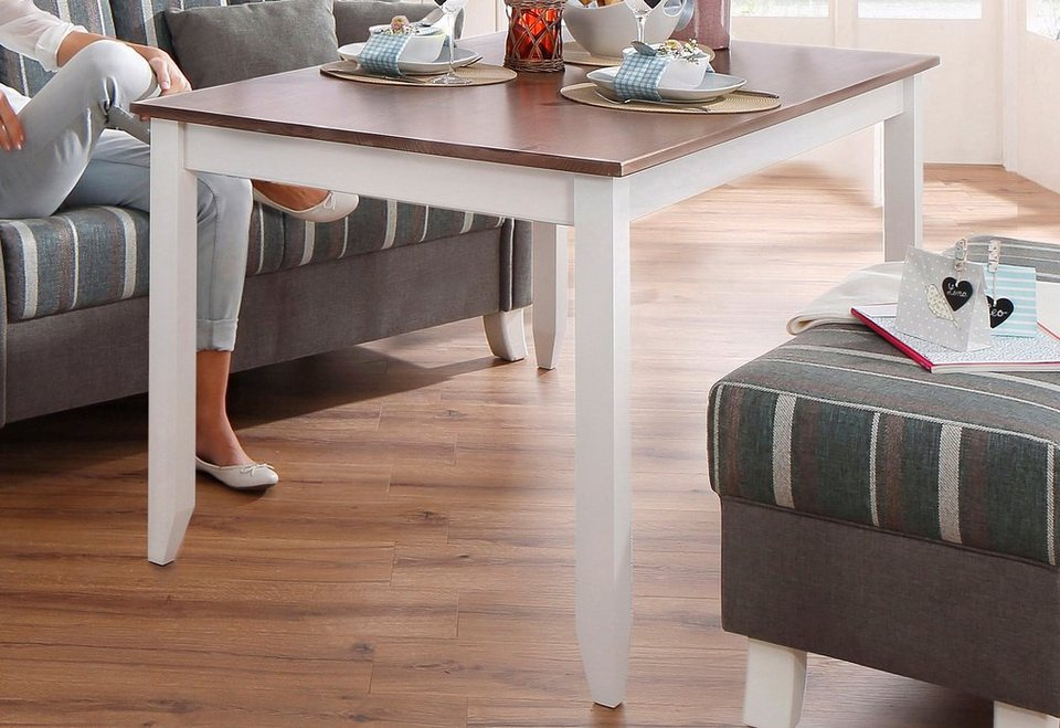 esstisch home affaire breite 160 cm kaufen otto. Black Bedroom Furniture Sets. Home Design Ideas