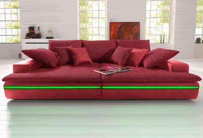 Lovely Big Sofa, Wahlweise In 2 Größen