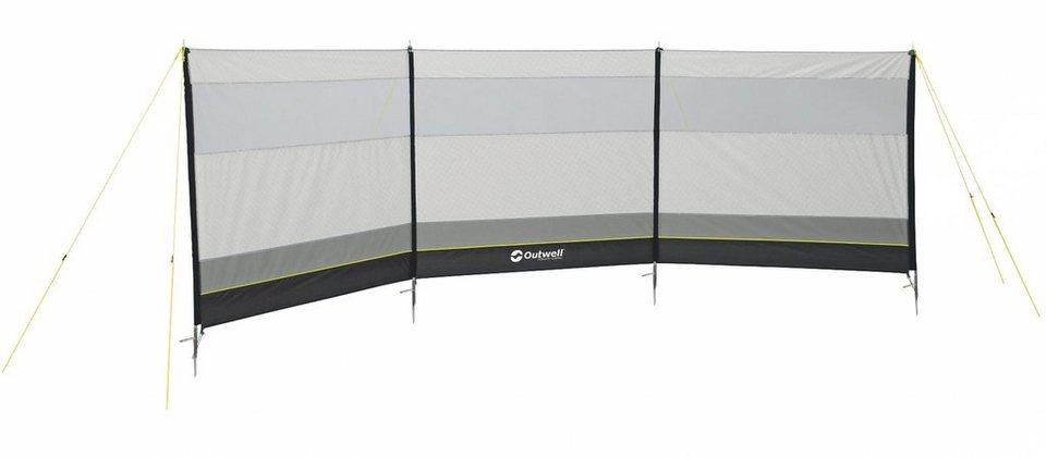 Outwell Zelt »Windscreen Premium Spike« in grau