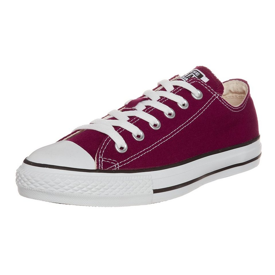 CONVERSE Chuck Taylor All Star OX Sneaker in weinrot
