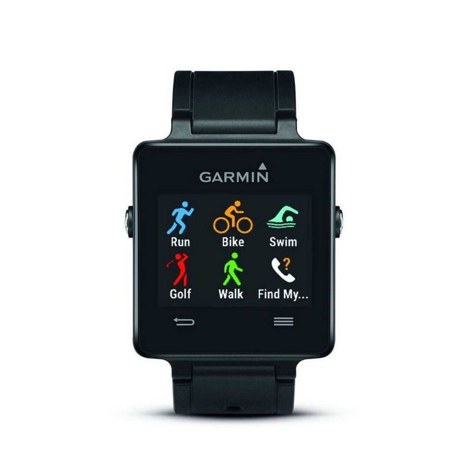 garmin gps smartwatch vivoactive online kaufen otto. Black Bedroom Furniture Sets. Home Design Ideas