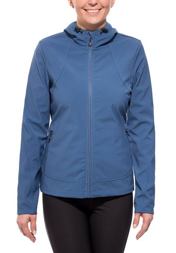 axant Outdoorjacke Alps Softshell Jacket Women