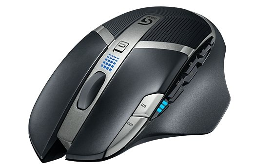 Logitech Games Gaming-Maus »G602 Wireless Gaming Mouse - 910-003822«