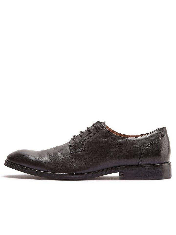 Selected Klassisch, Leder - Elegante Schuhe in Black