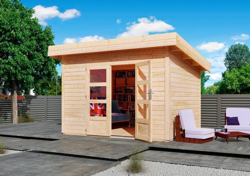 konifera gartenhaus rosenheim 2 bxt 309x259 cm otto. Black Bedroom Furniture Sets. Home Design Ideas