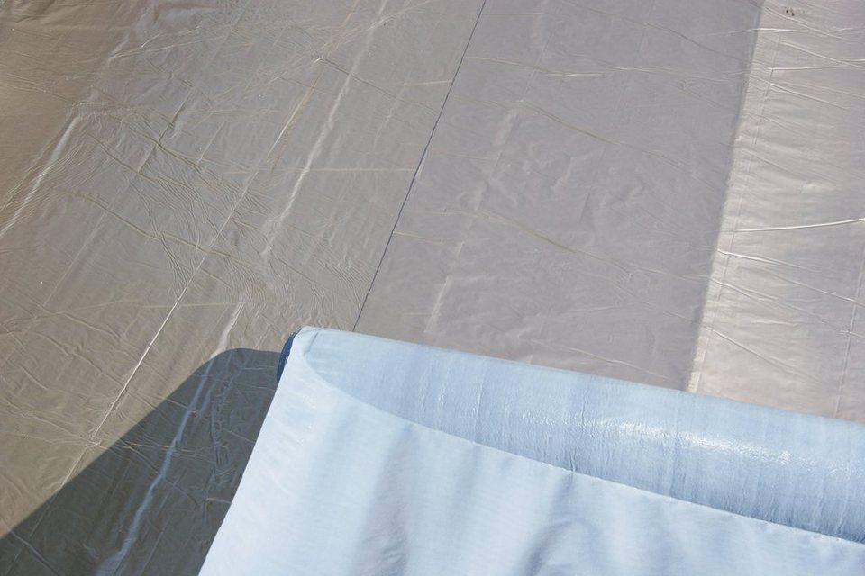 KARIBU Dachbahn , 5m² Rolle, für Karibu-Produkte in grau
