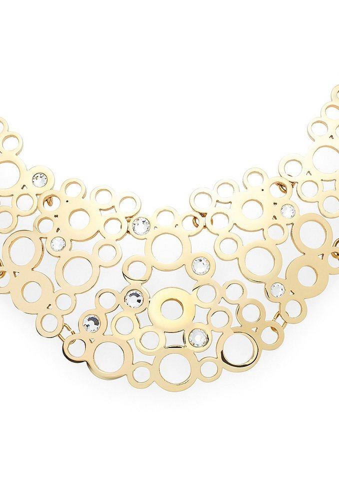 Halskette, »felice gold, 015467«, Jewels by Leonardo in goldfarben