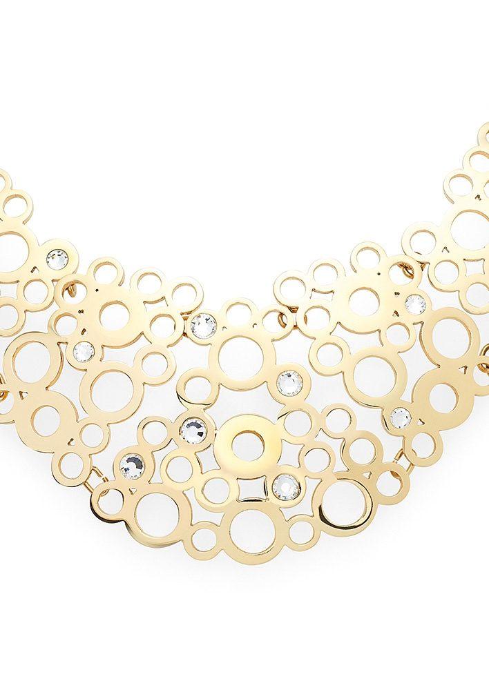 Halskette, »felice gold, 015467«, Jewels by Leonardo