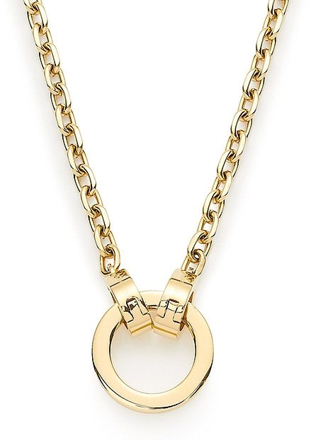 Charm-Kette, »darlin's principale gold, 015530«, Jewels by Leonardo in goldfarben