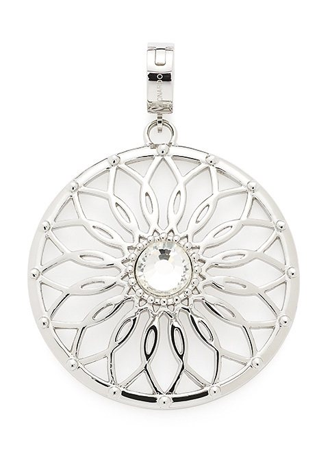 Charm, »darlin's gaio, 015493«, Jewels by Leonardo in silberfarben/weiß