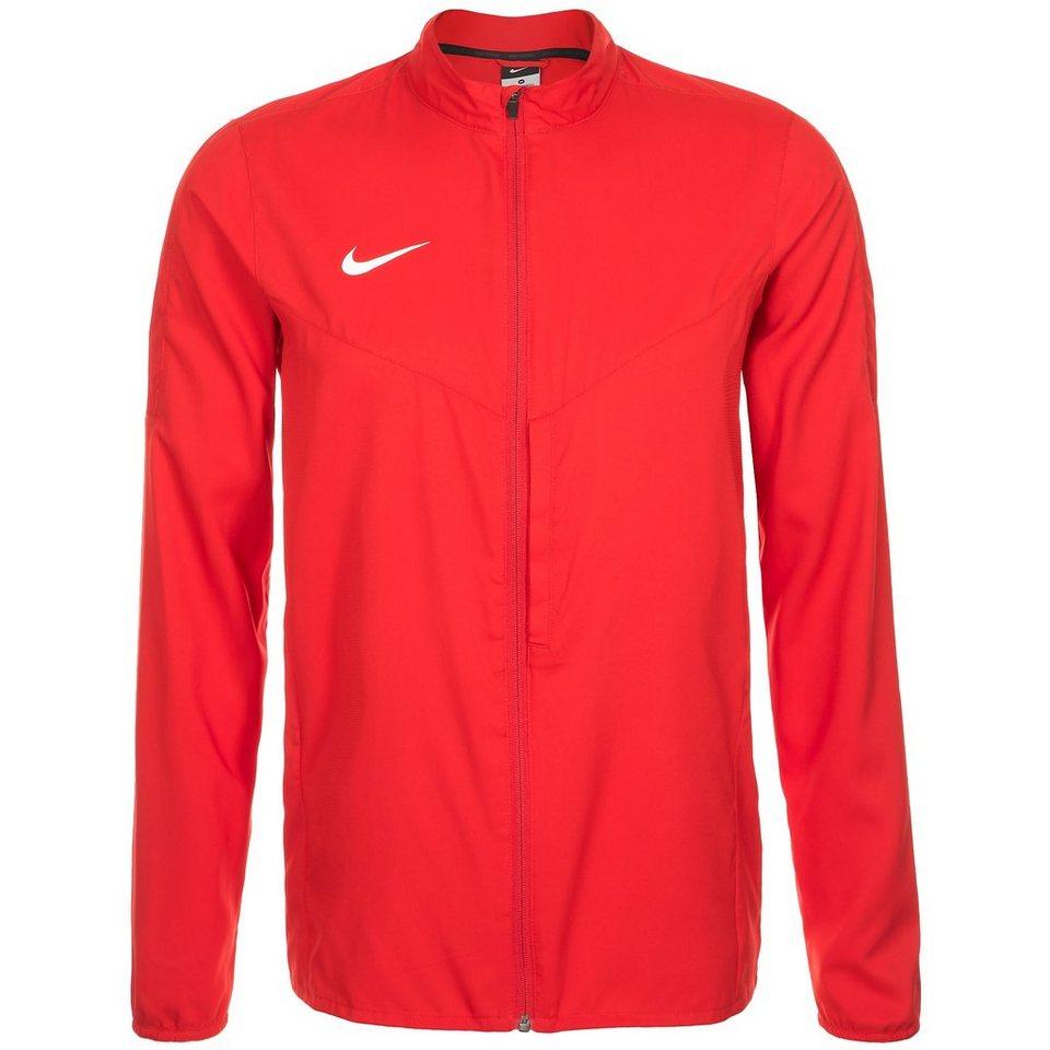 NIKE Team Performance Shield Trainingsjacke Herren in rot / weiß