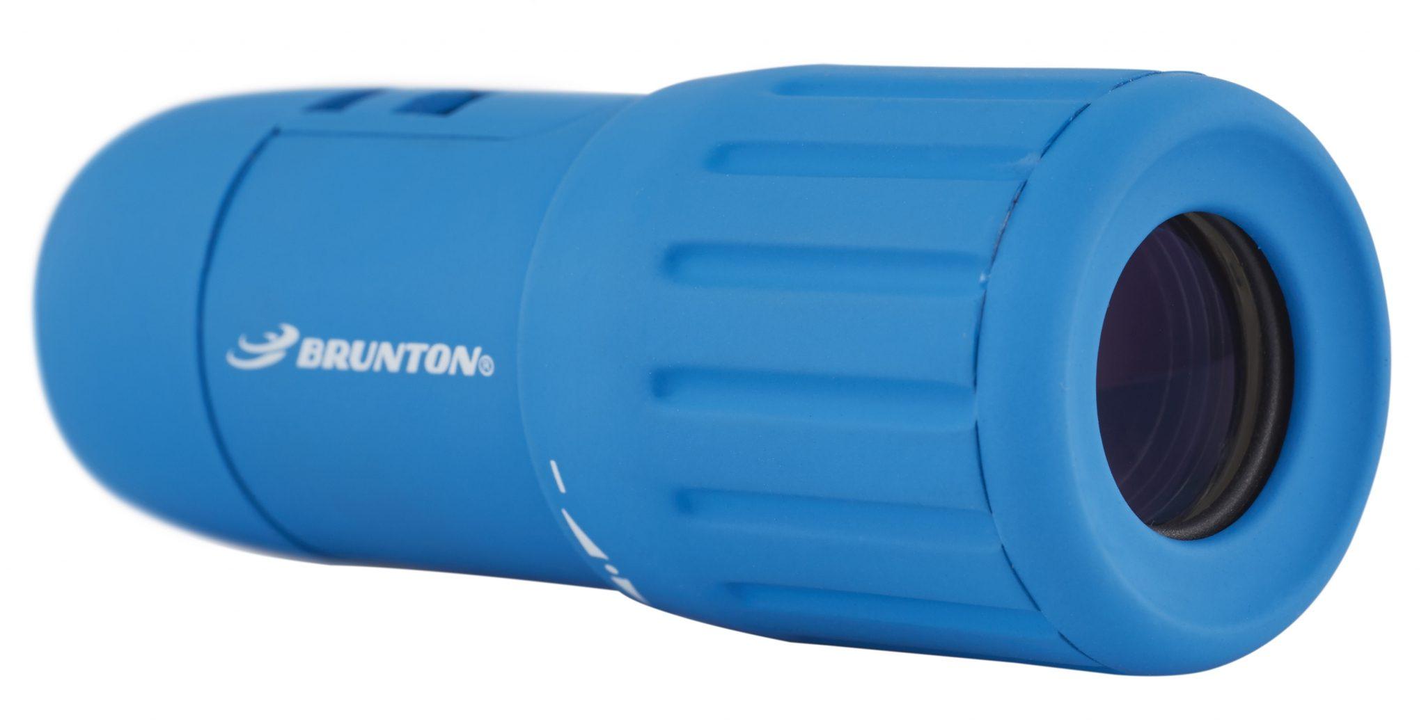 Brunton Fernglas »Echo Pocket Scope blue«