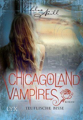 Broschiertes Buch »Teuflische Bisse / Chicagoland Vampires Bd.9«