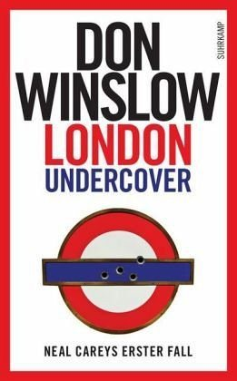Broschiertes Buch »London Undercover / Neal Carey Bd.1«