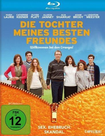 Blu-ray »Die Tochter meines besten Freundes«