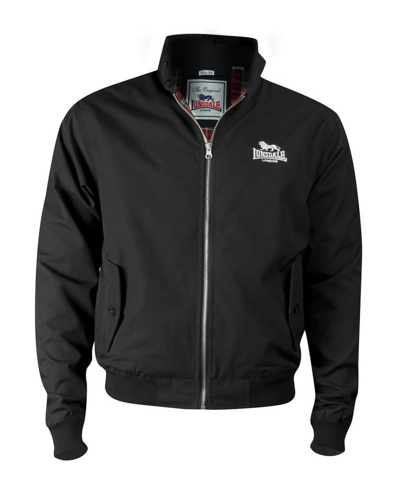 Lonsdale Jacke »ACTON« in Black