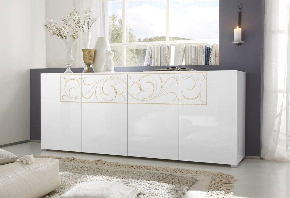 lc sideboard breite 210 cm online kaufen otto. Black Bedroom Furniture Sets. Home Design Ideas