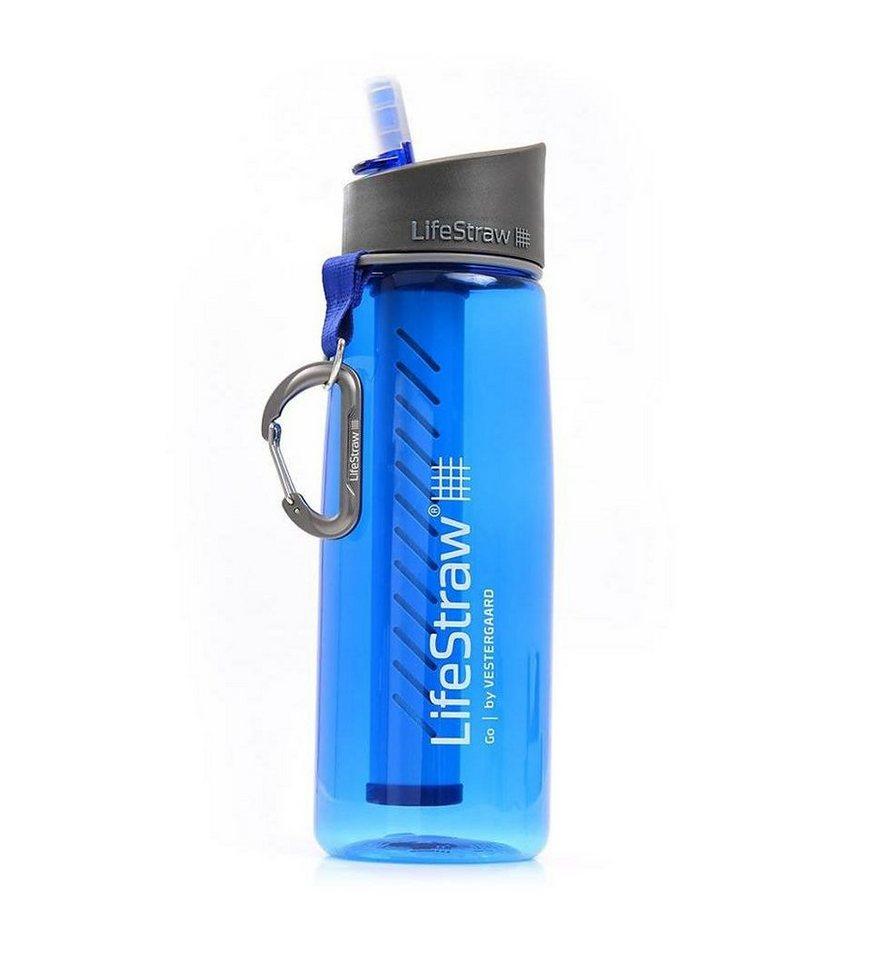 LifeStraw Filter & Ventile »Go« in blau