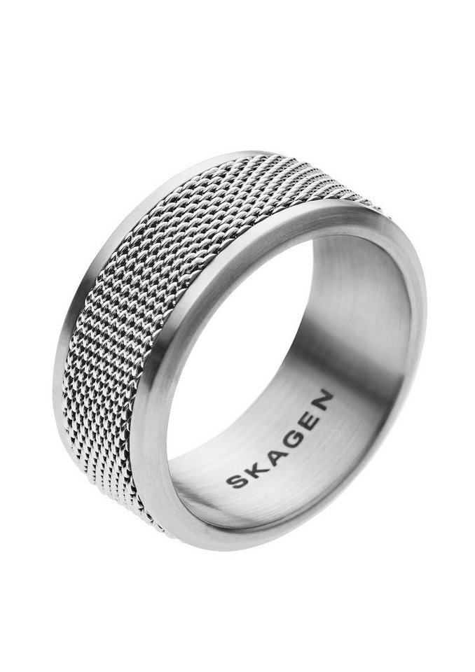 Skagen, Ring, »SKJM0014040« in silberfarben