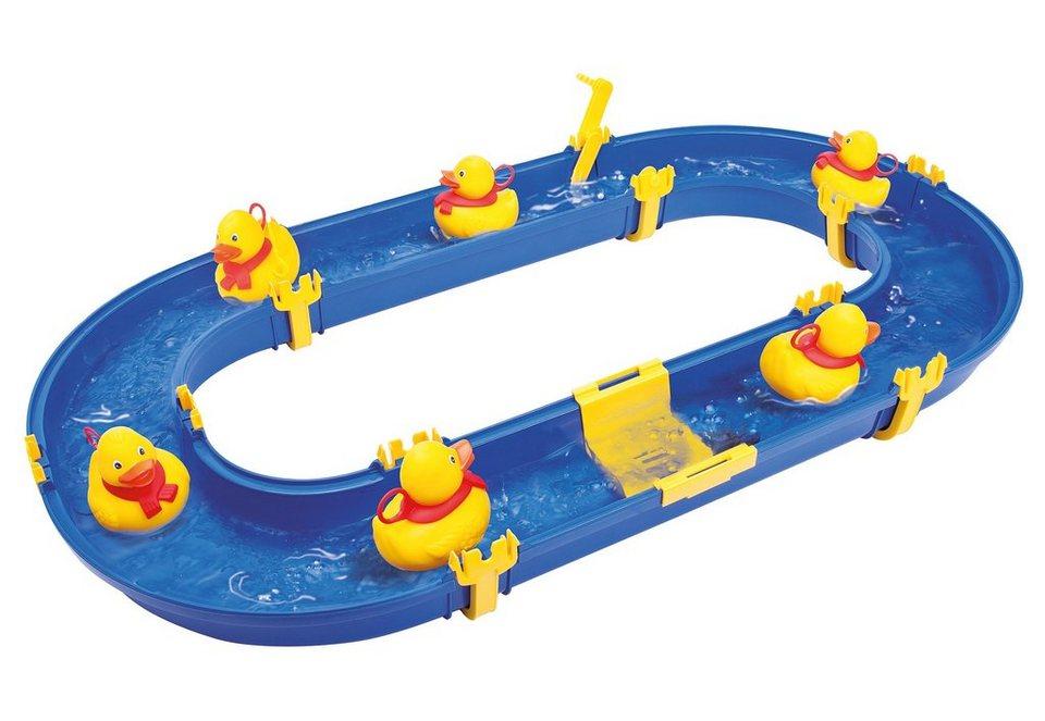 BIG Wasserbahn mit Funktion, »Waterplay - Entenangeln« (31tlg.)