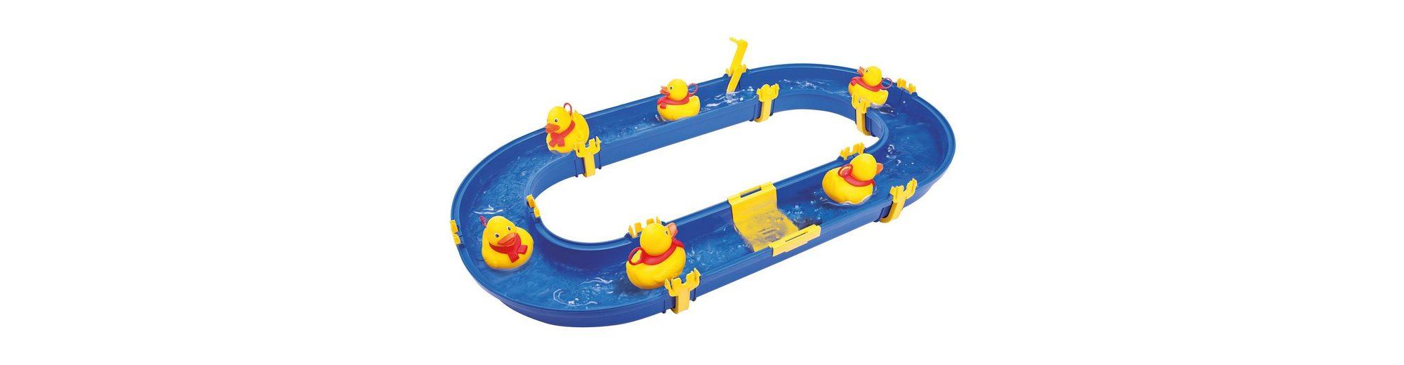 Wasserbahn mit Funktion, »Waterplay - Entenangeln«, BIG (31tlg.)