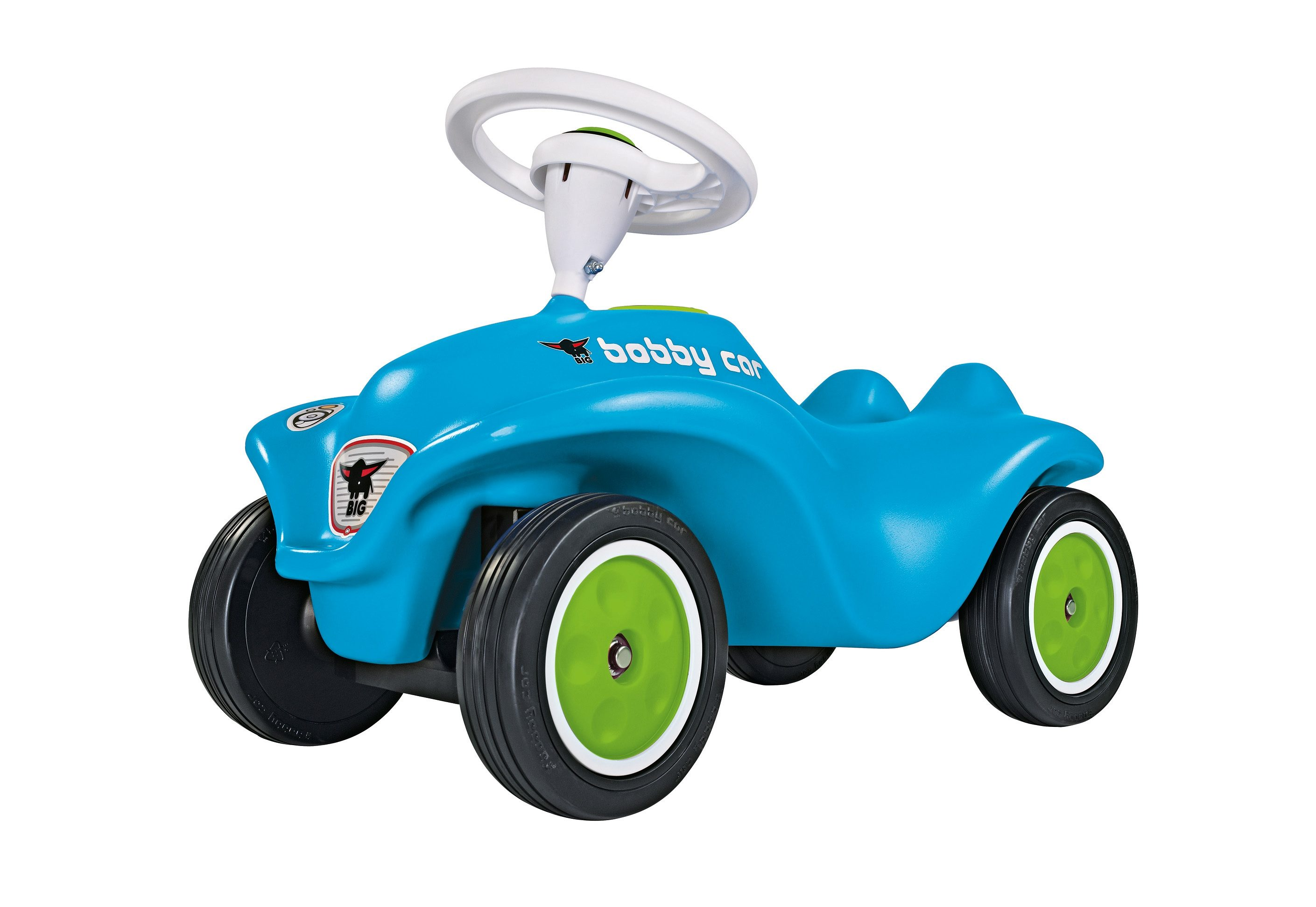 BIG Rutscherauto »Big New Bobby Car RB 3« blau