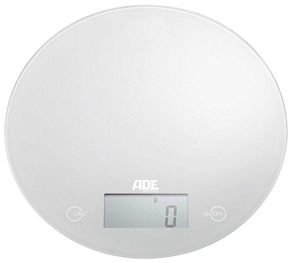 ADE Digitale Küchenwaage KE 916 Molly