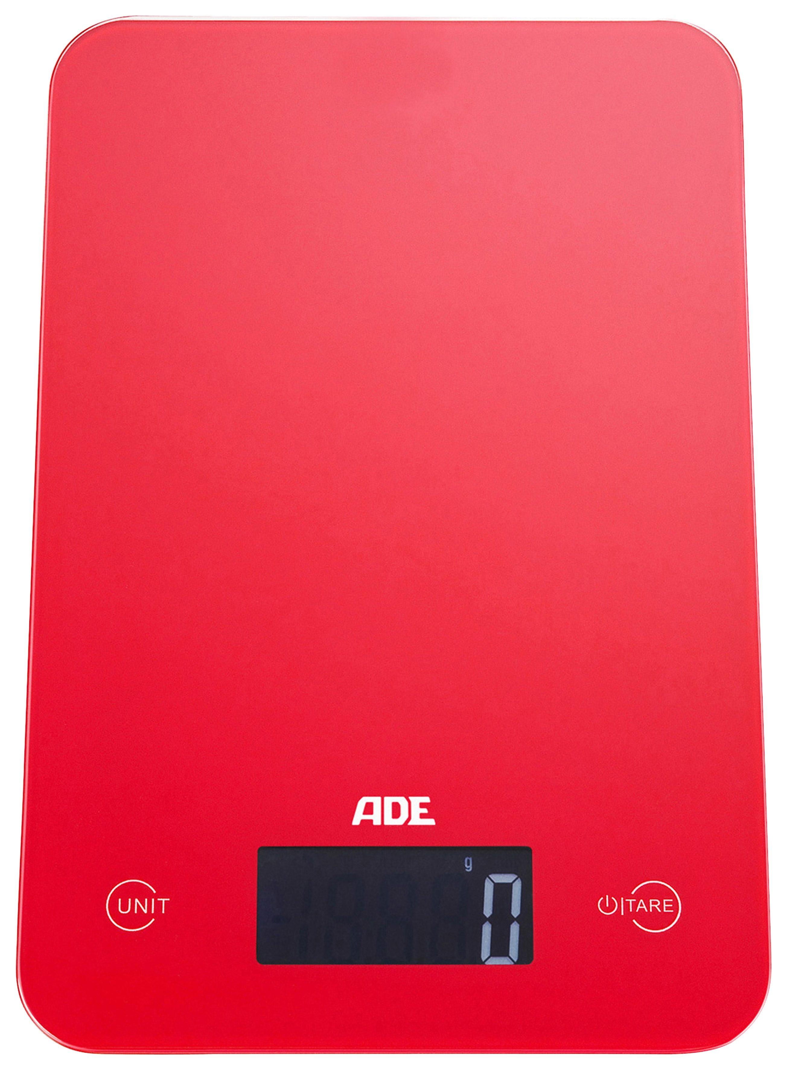 ADE Digitale Küchenwaage KE 915/926/927 Slim