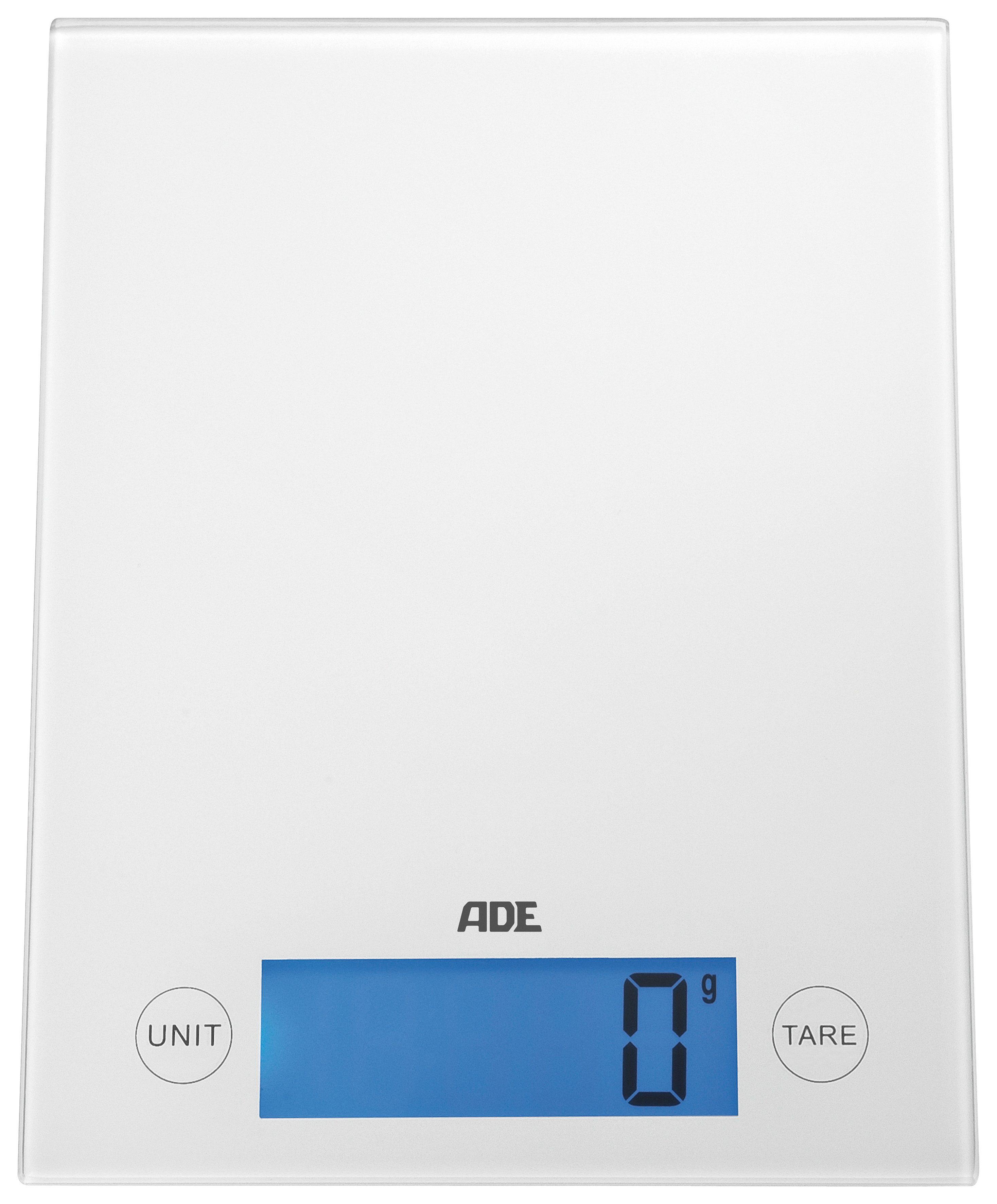 ADE Digitale Küchenwaage KE 1128/1129 Ramona