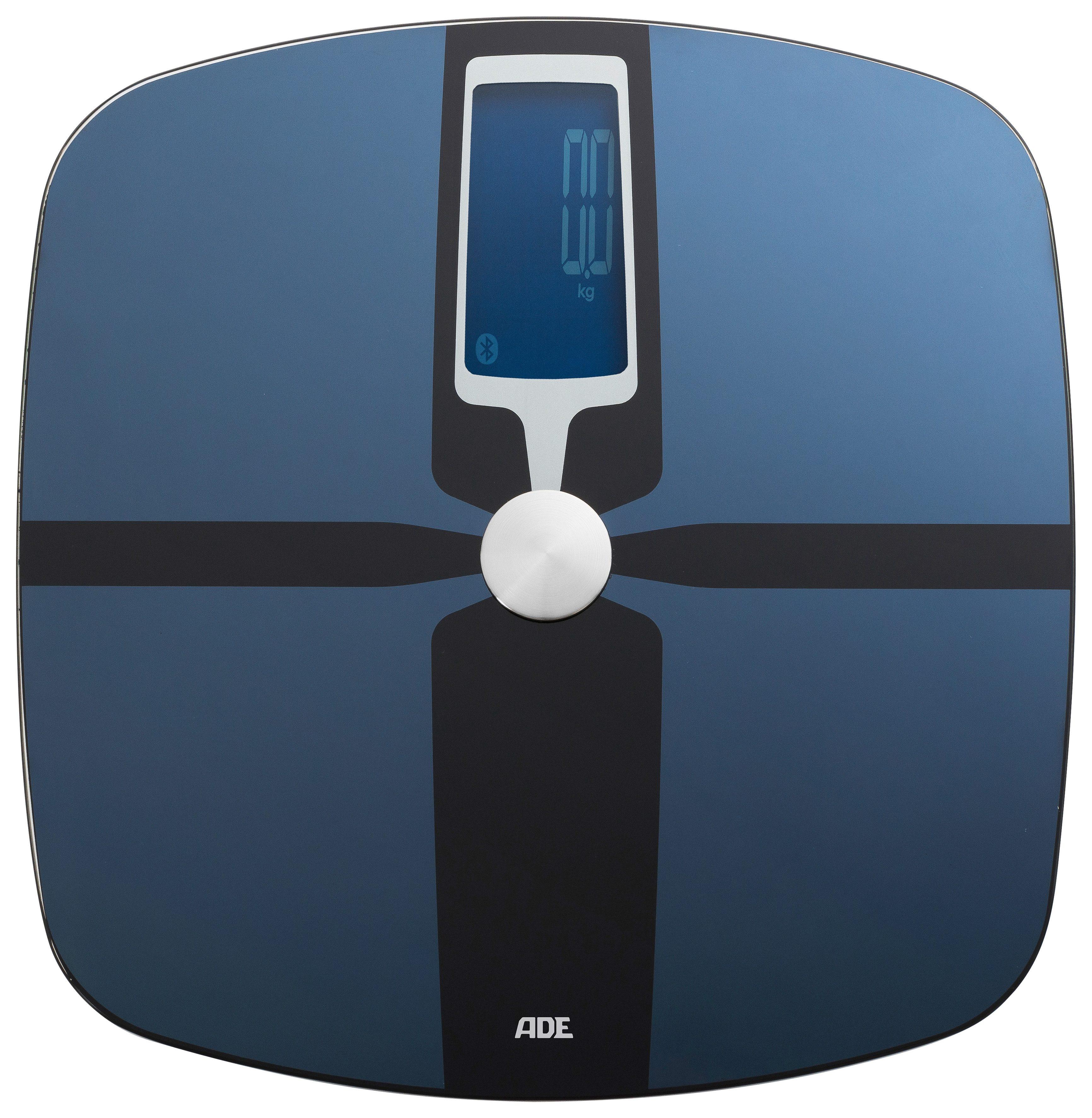 ADE Digitale Körperanalysewaage BA 1400 Vital Analysis