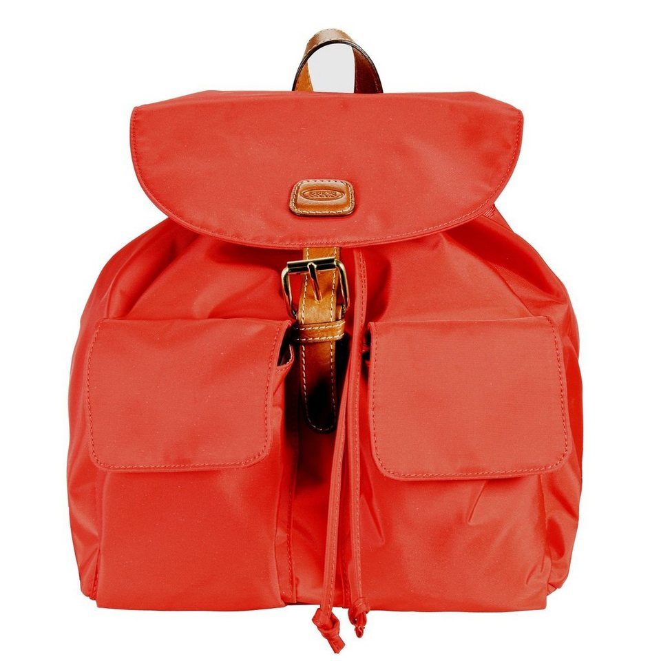 Bric's X-Travel Rucksack 34 cm in red