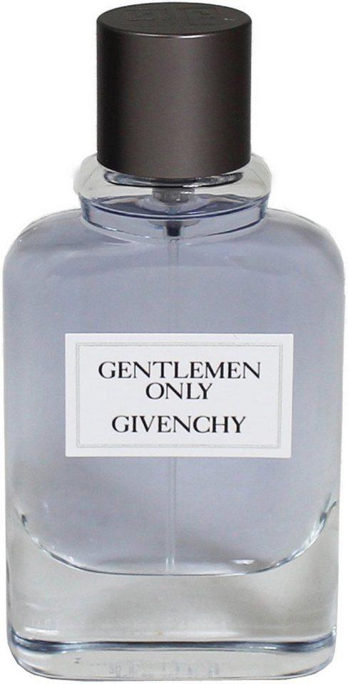 Givenchy, »Gentleman Only«, Eau de Toilette