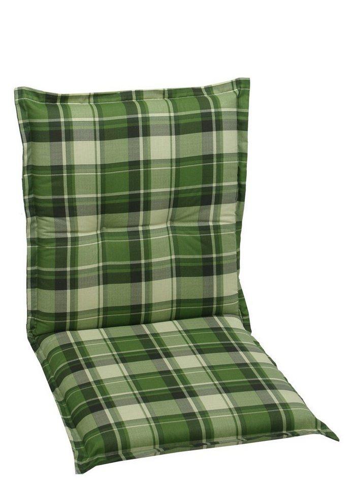 Sesselauflage »2 Stück« in grün