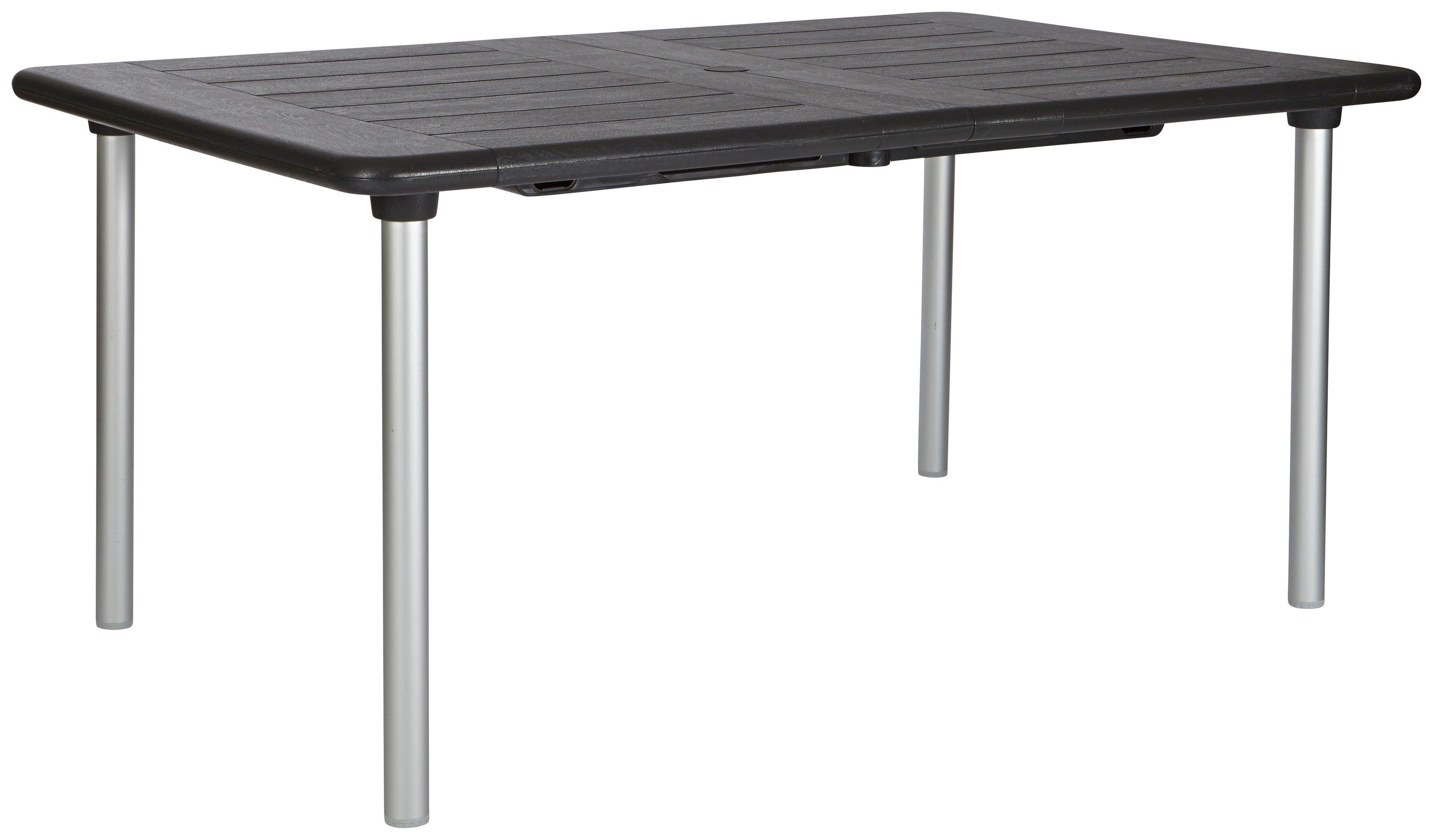 Best Gartentisch »Tavolo«, ausziehbar, Kunststoff, 160-220x100 cm